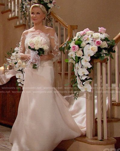 Bold And The Beautiful Steffy Wedding Dress The Bold And
