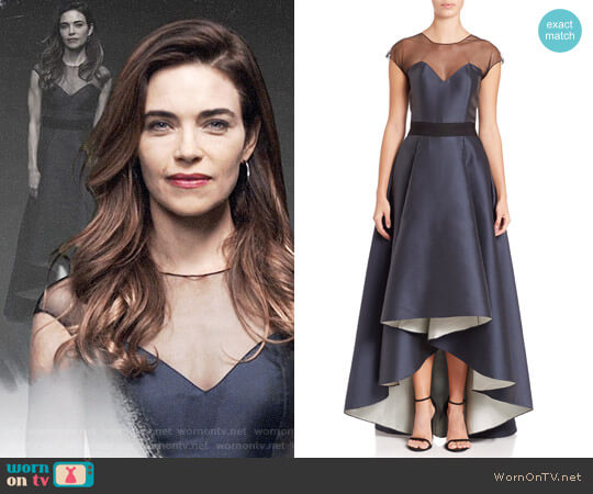 Sachin + Babi Lisa Gown worn by Amelia Heinle on The Young & the Restless