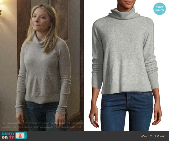 Veronica Beard Oliver Sweater worn by Kaitlin Doubleday on Nashville