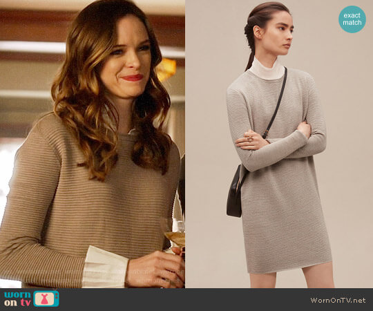 Wilfred Campanule Dress worn by Caitlin Snow (Danielle Panabaker) on The Flash