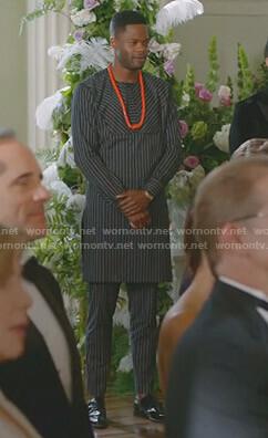 Wornontv Fallon S Wedding Dress On Dynasty Elizabeth
