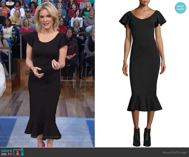 Medallion Jacquard Lotus Dress by Opening Ceremony worn by Megyn Kelly  on Today