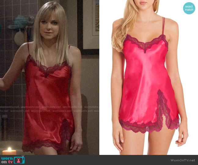 Sorry, red satin nightie similar