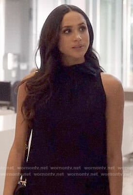 Rachel's black dress on Suits