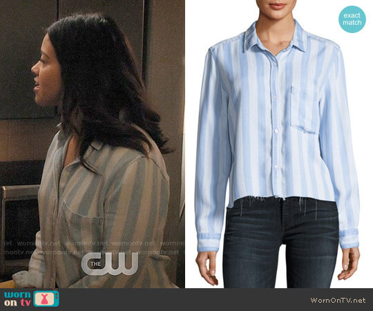 Rails Bishop Shirt worn by Jane Villanueva (Gina Rodriguez) on Jane the Virgin