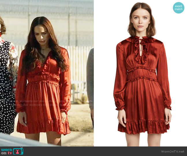 Ulla Johnson Callista Dress worn by Erica Dundee (Cleopatra Coleman) on Last Man On Earth