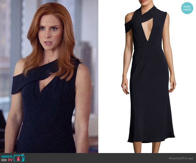 Cushnie et Ochs Cecelia worn by Donna Paulsen (Sarah Rafferty) on Suits