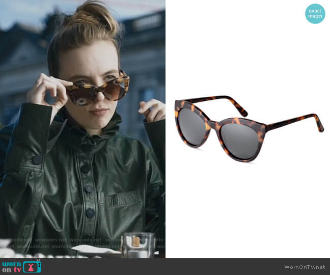 Polarised Sunglasses by H&M worn by Jodie Comer on Killing Eve