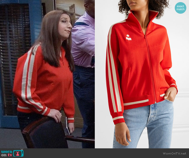 Etoile Isabel Marant Darcy Jacket worn by Gina Linetti (Chelsea Peretti) on Brooklyn Nine-Nine