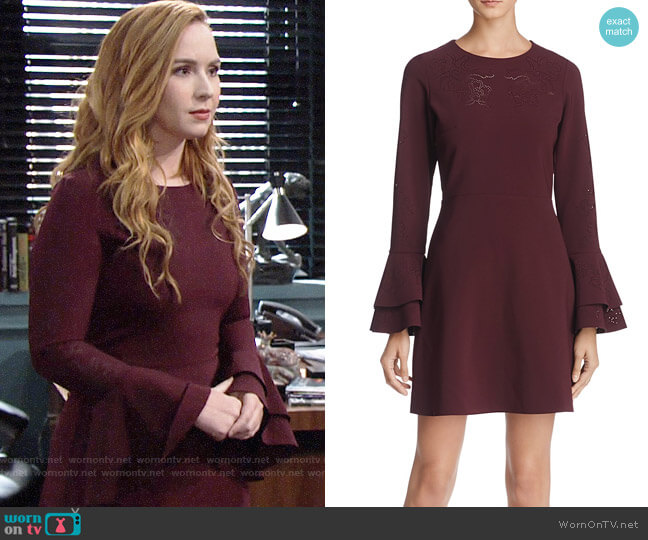 Parker Orlando Dress worn by Camryn Grimes on The Young & the Restless