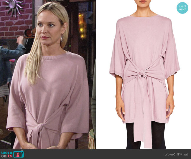 Ted Baker Olympy Dress worn by Sharon Case on The Young & the Restless