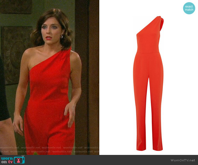Diane von Furstenberg  worn by Jen Lilley on Days of our Lives
