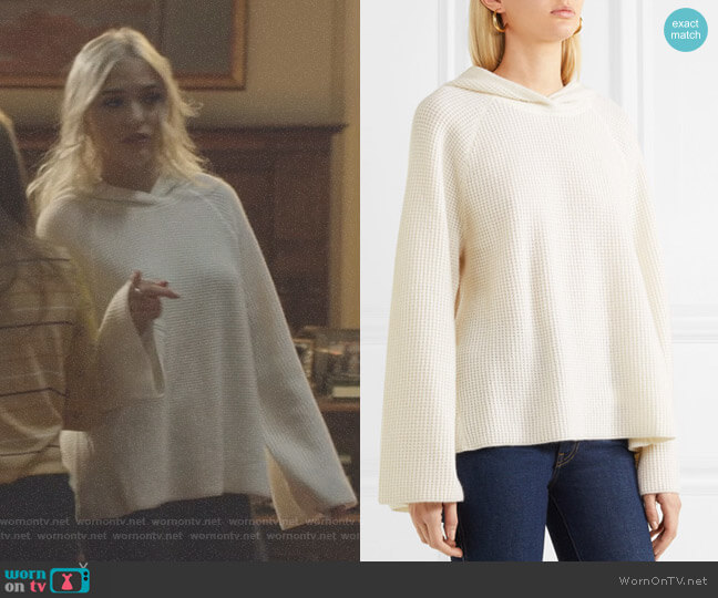 'Tristan' Sweater by Elizabeth and James worn by Maddie Jaymes (Lennon Stella) on Nashville
