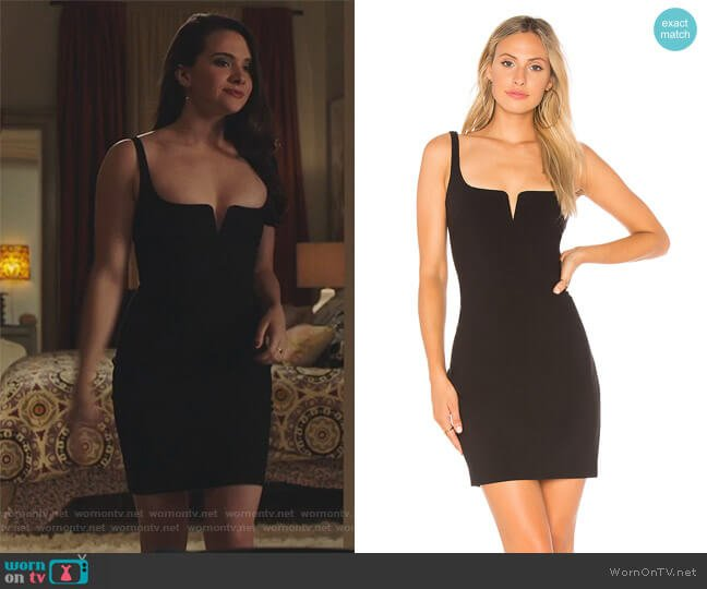 Constance Mini Dress by Likely worn by Jane Sloan (Katie Stevens) on The Bold Type