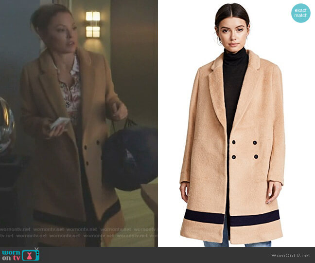 Tailored Wool Jacket by Scotch & Soda/Maison Scotch worn by Jessie Caine (Kaitlin Doubleday) on Nashville