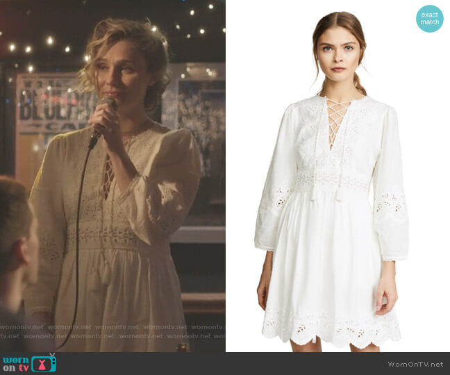 'Ailey' Dress by Ulla Johnson worn by Scarlett O'Connor (Clare Bowen) on Nashville