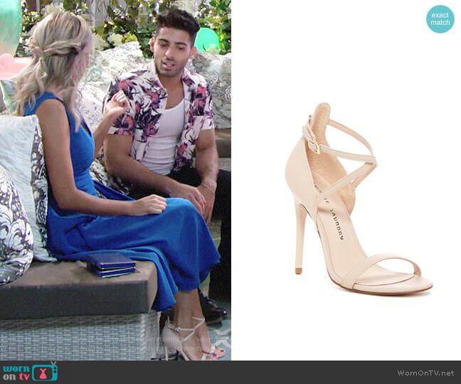 Chinese Laundry Lavelle Sandal worn by Melissa Ordway on The Young & the Restless