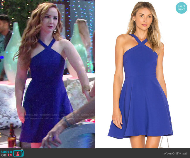 Likely Ashland Dress worn by Camryn Grimes on The Young & the Restless