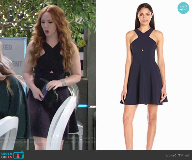 Likely Kensington Dress worn by Camryn Grimes on The Young & the Restless