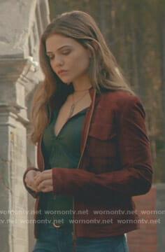 860c74a6ce22 The Originals Fashion | WornOnTV | Clothes and Wardrobe on The CW's ...