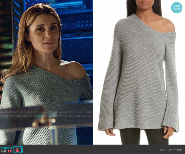 ALC Charly Sweater worn by Rachel Goldberg (Shiri Appleby) on UnReal