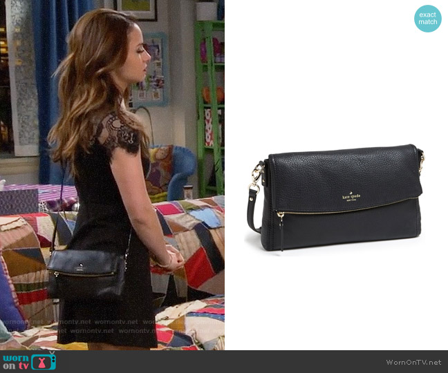 Kate Spade Carson Bag worn by Sofia Rodriguez (Aimee Carrero) on Young & Hungry