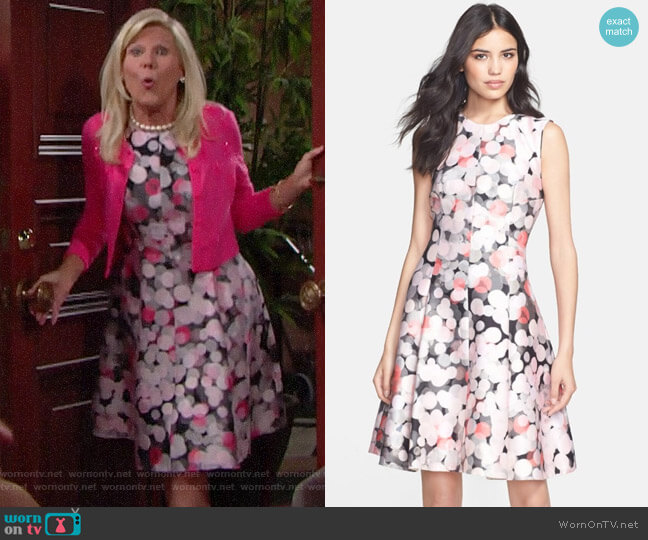Kate Spade Emma Dress worn by Alley Mills on The Bold & the Beautiful