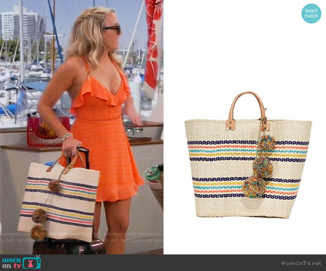 Mal Y Sol Caracas Tote worn by Gabi Diamond (Emily Osment) on Young & Hungry