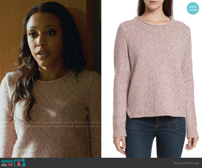 Rag & Bone Francie Sweater worn by Noelle (Meagan Holder) on UnReal