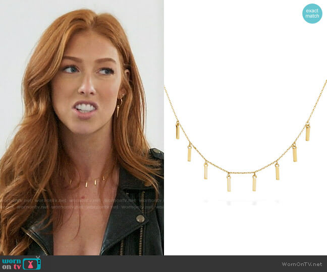 Uncommon James Duchess Necklace worn by Shannon Ford  on Very Cavallari