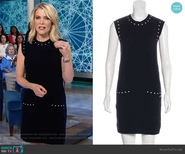 2016 Cashmere-Blend Dress by Chanel worn by Megyn Kelly  on Today