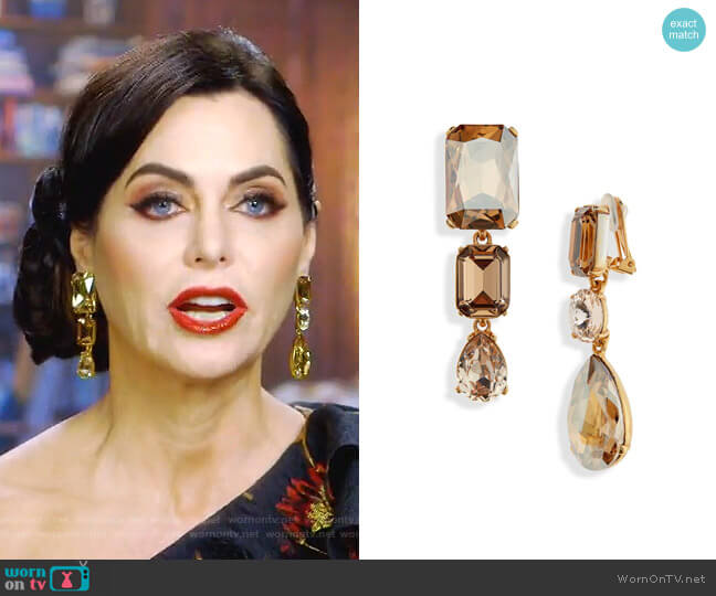 D'Andra's earrings on The Real Housewives of Dallas