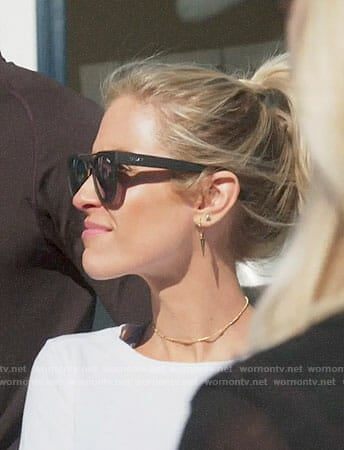 Krisin's sunglasses on Very Cavallari