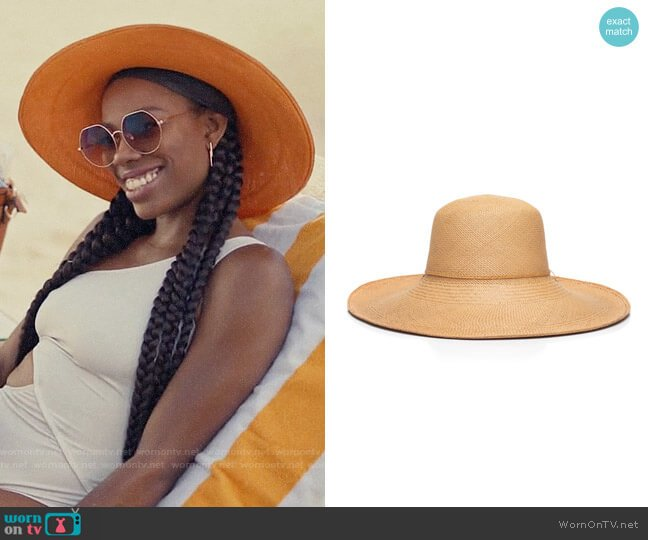Layd The Panama Hat worn by Yvonne Orji on Insecure