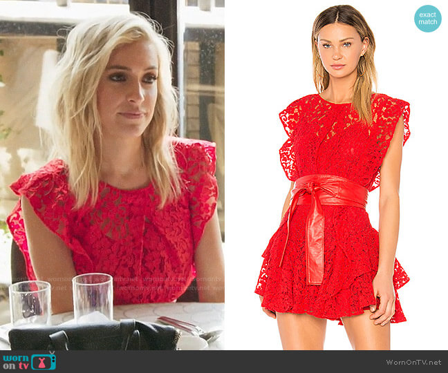 Marissa Webb Melodie Dress worn by Kristin Cavallari  on Very Cavallari
