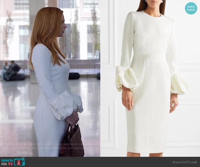 Roksanda Lena Dress worn by Donna Paulsen (Sarah Rafferty) on Suits