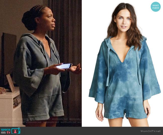 Warm Playa Romper worn by Tiffany DuBois (Amanda Seales) on Insecure