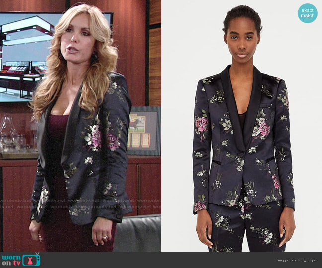 worn by Lauren Fenmore (Tracey Bregman) on The Young & the Restless