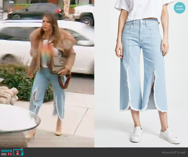 Tulip Jeans by Citizens of Humanity worn by Kelly Dodd on The Real Housewives of Orange County