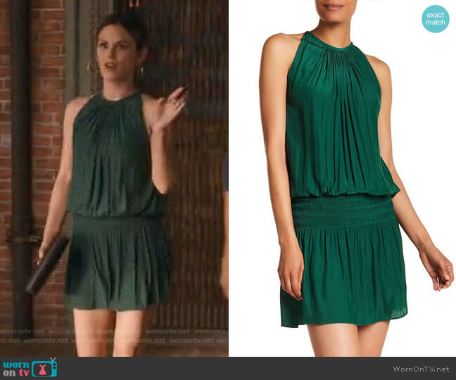 Paris Dress by Ramy Brook worn by Samantha Swift (Rachel Bilson) on Take Two