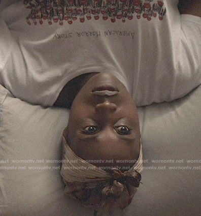 Issa's Carrie Mae Weems t-shirt on Insecure