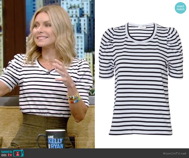 Merida T-Shirt by ALC worn by Kelly Ripa  on Live with Kelly & Ryan
