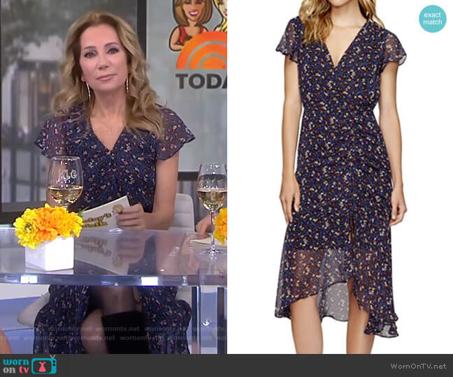 Jubilee Dress by Sam Edelman worn by Kathie Lee Gifford  on Today