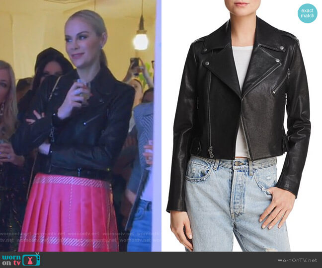 Cody Jacket by Alice + Olivia worn by Kameron Westcott on The Real Housewives of Dallas