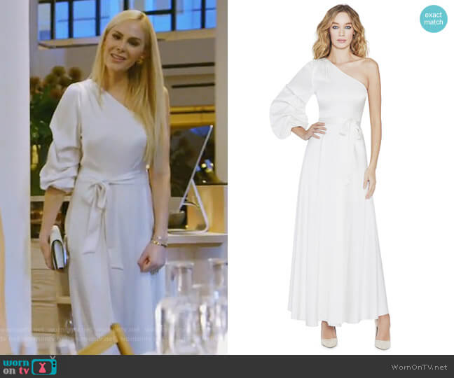 Jeanie Dress by Alice + Olivia worn by Kameron Westcott  on The Real Housewives of Dallas