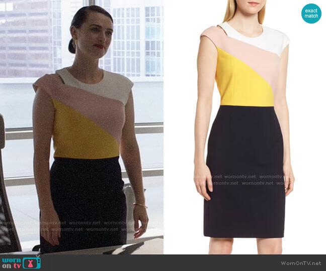 BOSS Danouk Dress worn by Lena Luthor (Katie McGrath) on Supergirl