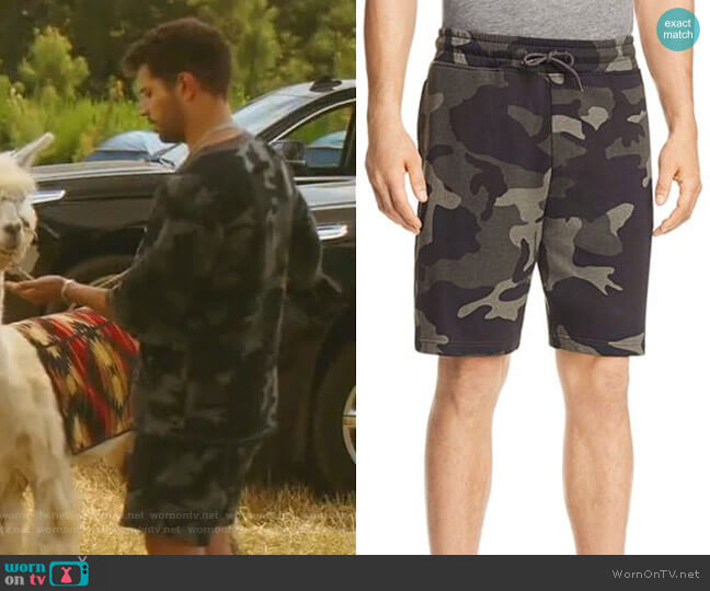 Marty Shorts by WeSC worn by Sam Flores (Rafael de la Fuente) on Dynasty