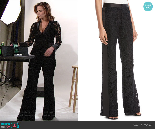 Alexis Nimma Pants worn by Phyllis Newman (Gina Tognoni) on The Young & the Restless