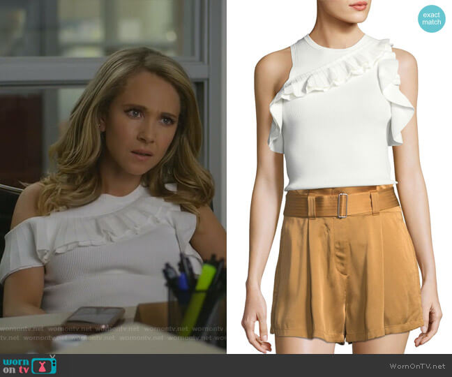 Palmer Top by A.L.C. worn by Veronica Newell (Juno Temple) on Dirty John