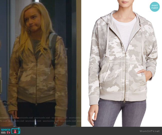 worn by Terra Newell (Julia Garner) on Dirty John